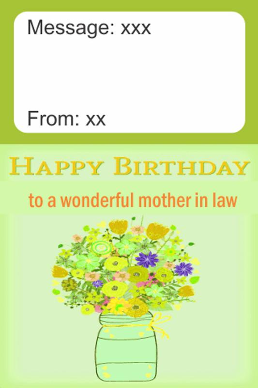 Birthday Card Mother In Law For Android Apk Download