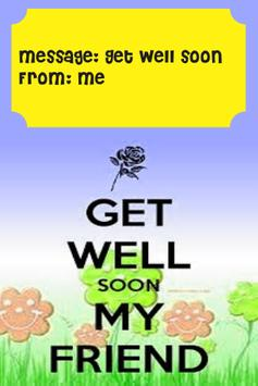 Get Well Soon Cards poster