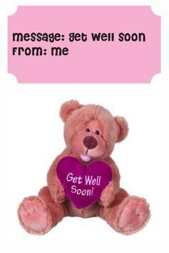 Get Well Soon Cards screenshot 1