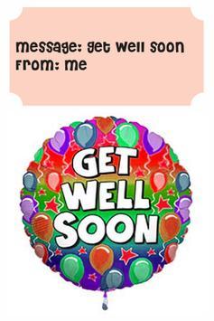 Get Well Soon Cards screenshot 2
