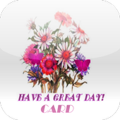 Have a Great Day Card icon