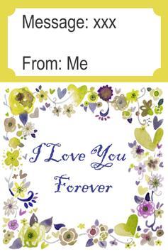 Romantic Card For Wife screenshot 2