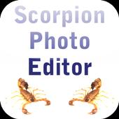 Scorpion Photo Editor icon