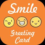 Smile Greeting Card icon