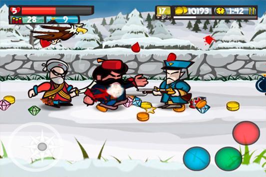 Rebel Hero screenshot 4