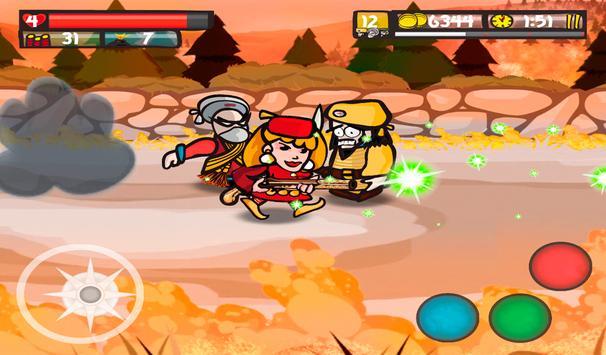 Rebel Hero screenshot 13