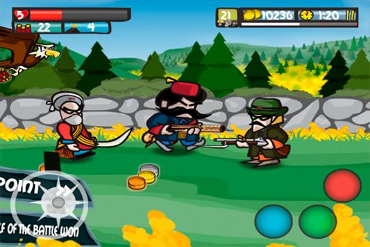 Rebel Hero screenshot 3