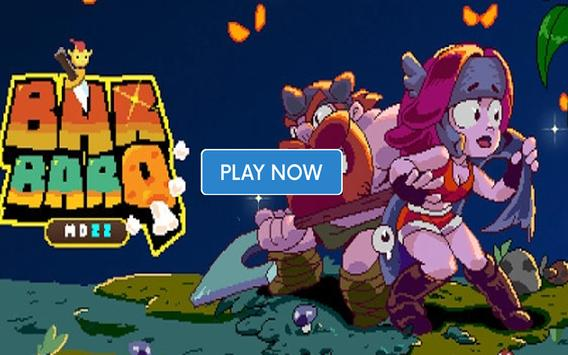 BarBarQ Jump screenshot 1