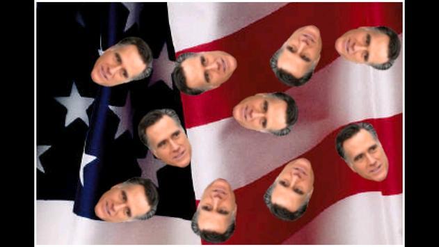 Baby Rattle: Romney Edition apk screenshot