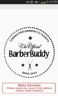 Barber Buddy poster