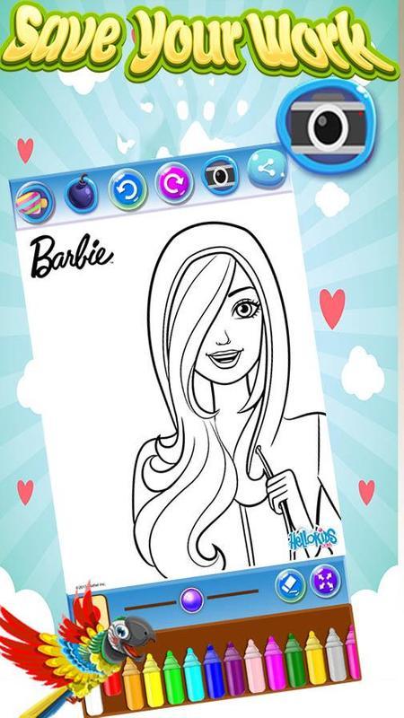 😍Princess: Juegos de Colorear para Chicas Descarga APK - Gratis ...