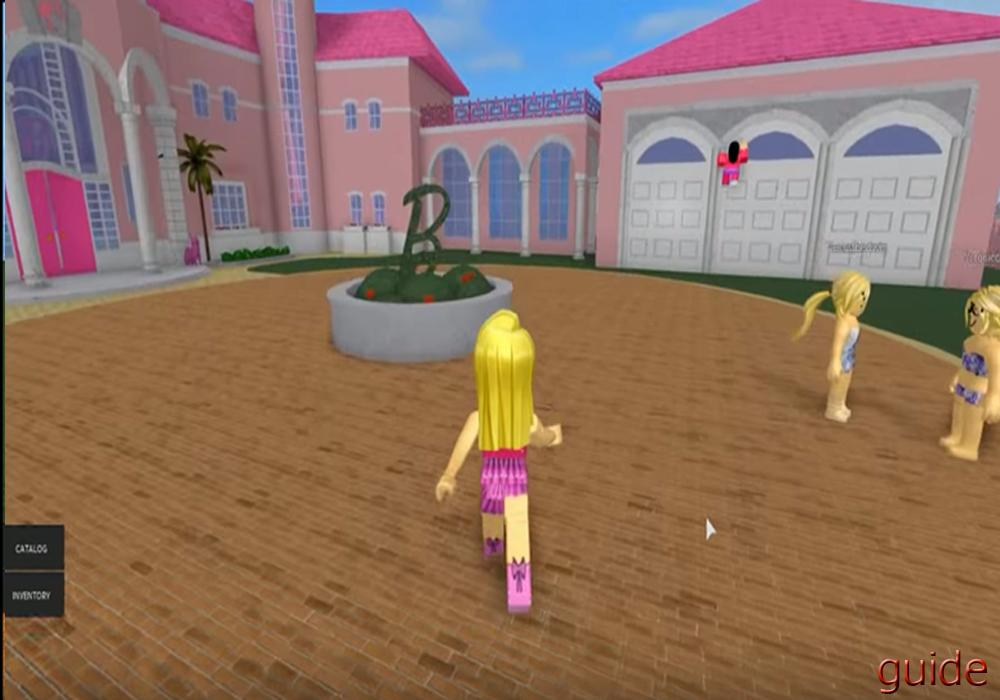 Roblox Barbie In The Dreamhouse Guide For Android Apk Download