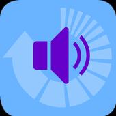 Sound converter icon