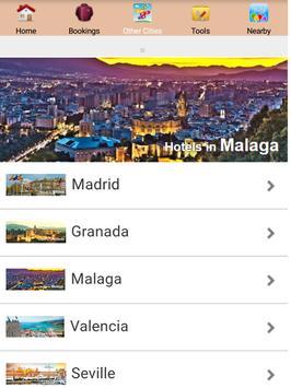 Barcelona Hotels apk screenshot