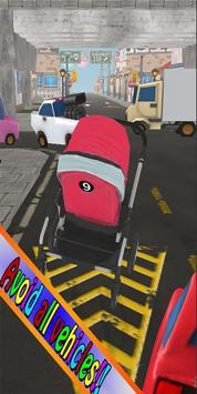 Fun Baby Run Car - Crazy Drive Adventure on Board apk screenshot