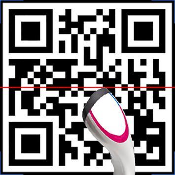 Scanner Barcode Pro captura de pantalla de la apk