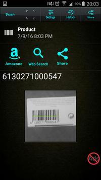 Super Barcode Scanner apk screenshot