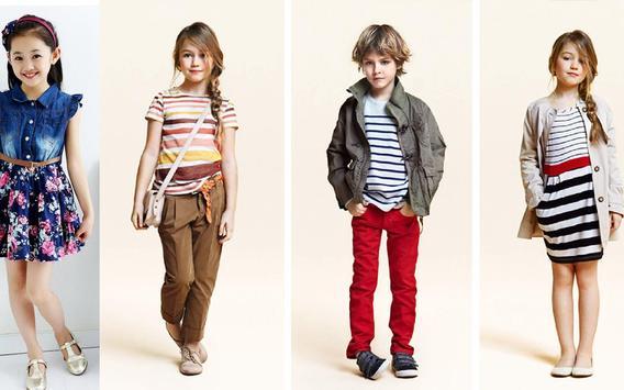Kids Dress Fashion Ideas 2018 screenshot 3
