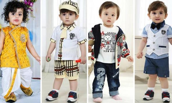 Kids Dress Fashion Ideas 2018 screenshot 1