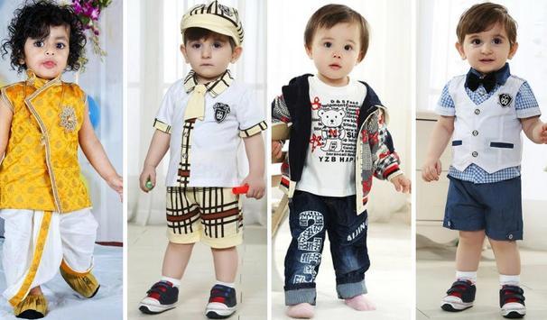 Kids Dress Fashion Ideas 2018 screenshot 7