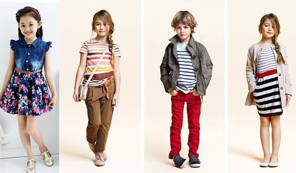 Kids Dress Fashion Ideas 2018 screenshot 6