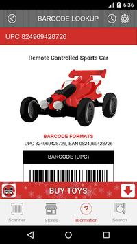 Barcode Lookup poster
