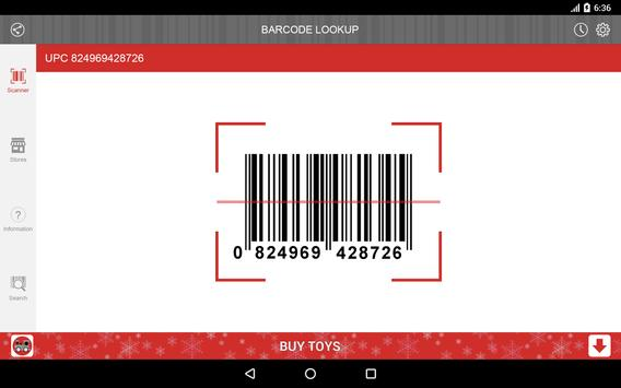 Barcode Lookup apk screenshot