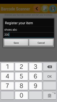 Barcode Scanner apk screenshot