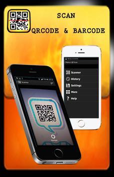 Barcode and QRcode scan apk screenshot