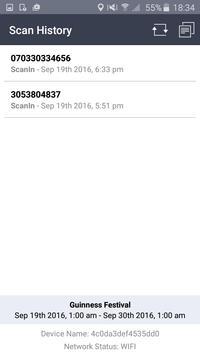 Scan.Tickets apk screenshot