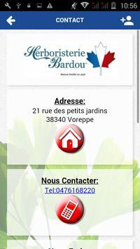 Herboristerie Bardou apk screenshot