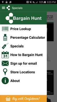 Bargain Hunt apk screenshot