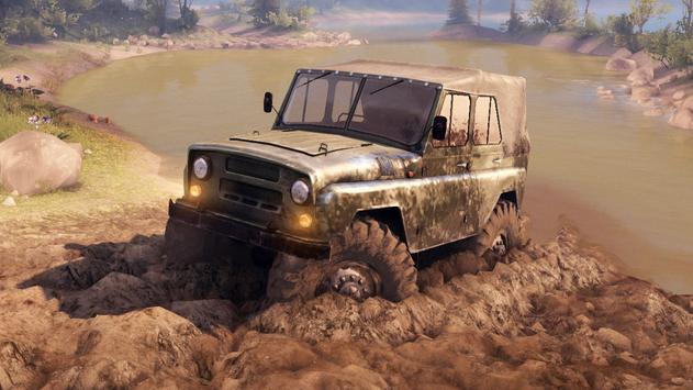Симулятор внедорожника - УАЗ apk screenshot