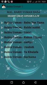 Rabiu Usman Baba 1 poster