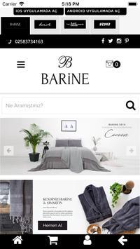 Barine poster
