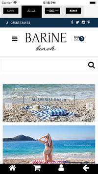 Barine screenshot 1