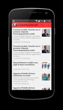 Bari News apk screenshot