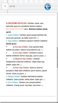 KPSS Türkçe Ders Notları screenshot 4