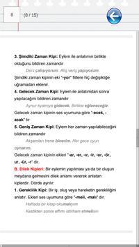 KPSS Türkçe Ders Notları screenshot 5
