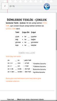 KPSS Türkçe Ders Notları screenshot 9