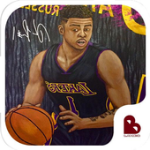 D'Angelo Russel NBA Wallpaper icon