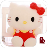 Toys Hello Kitty Cute Wallpaper for Kids icon