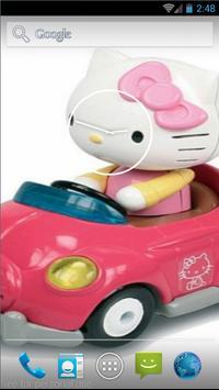 Toys Hello Kitty Cute Wallpaper for Kids apk screenshot
