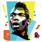 Paul Pogba Wallpaper 2017: HD icon