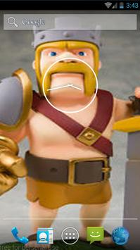 Toys Clash of Clans HD Wallpaper: COC Latest apk screenshot