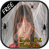 Spider Web Photo Effects icon