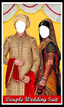 Couple Wedding Suit poster