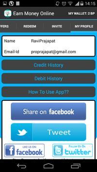 Barpy Earn Money Online apk screenshot