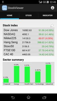 US Stock Viewer poster