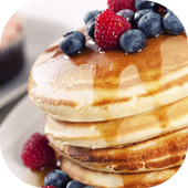 Easy Pancake Recipes icon